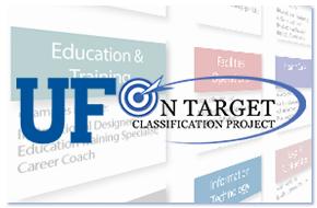 UF on target