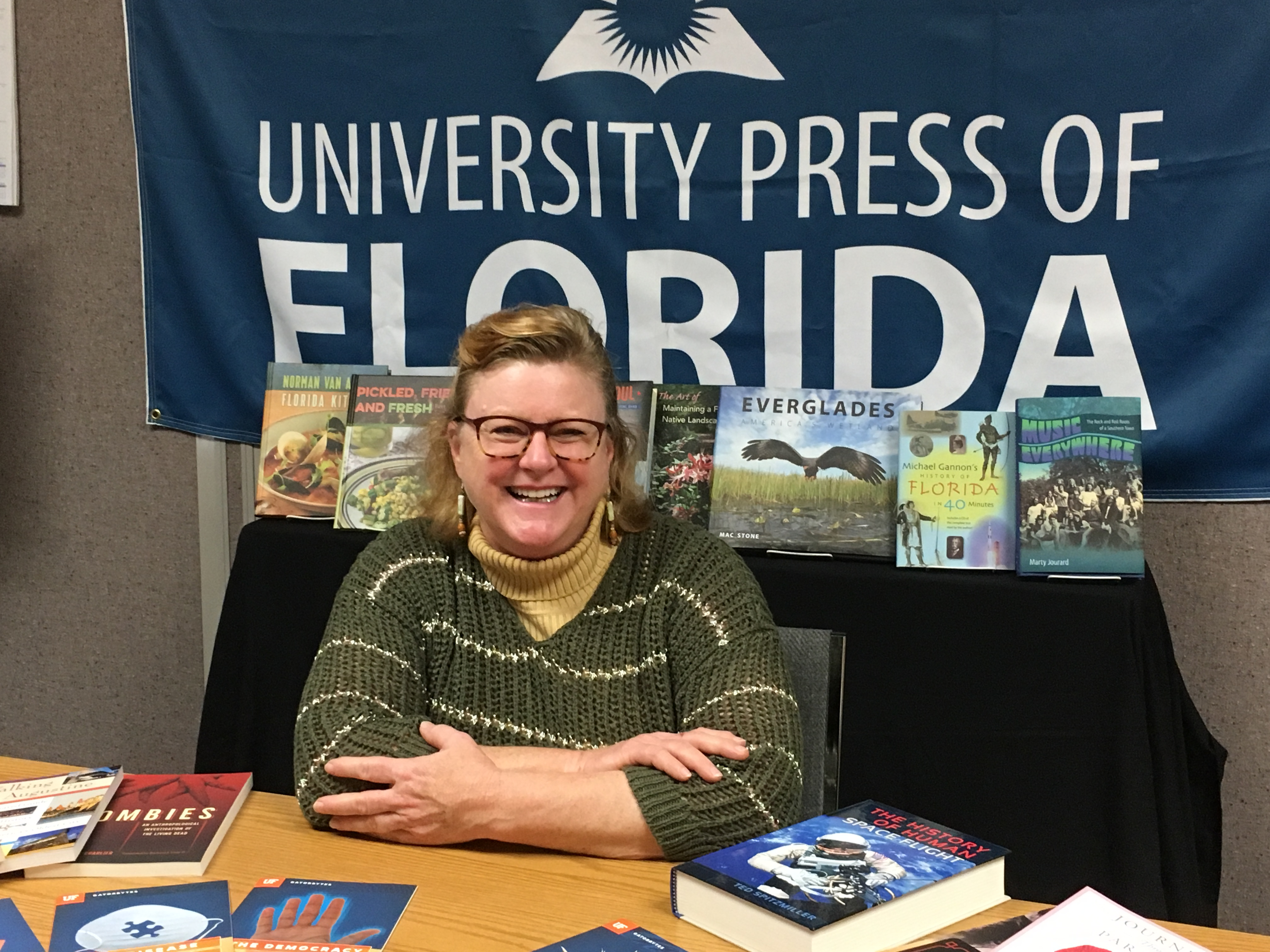 University Press of Florida: Local roots, expansive reach
