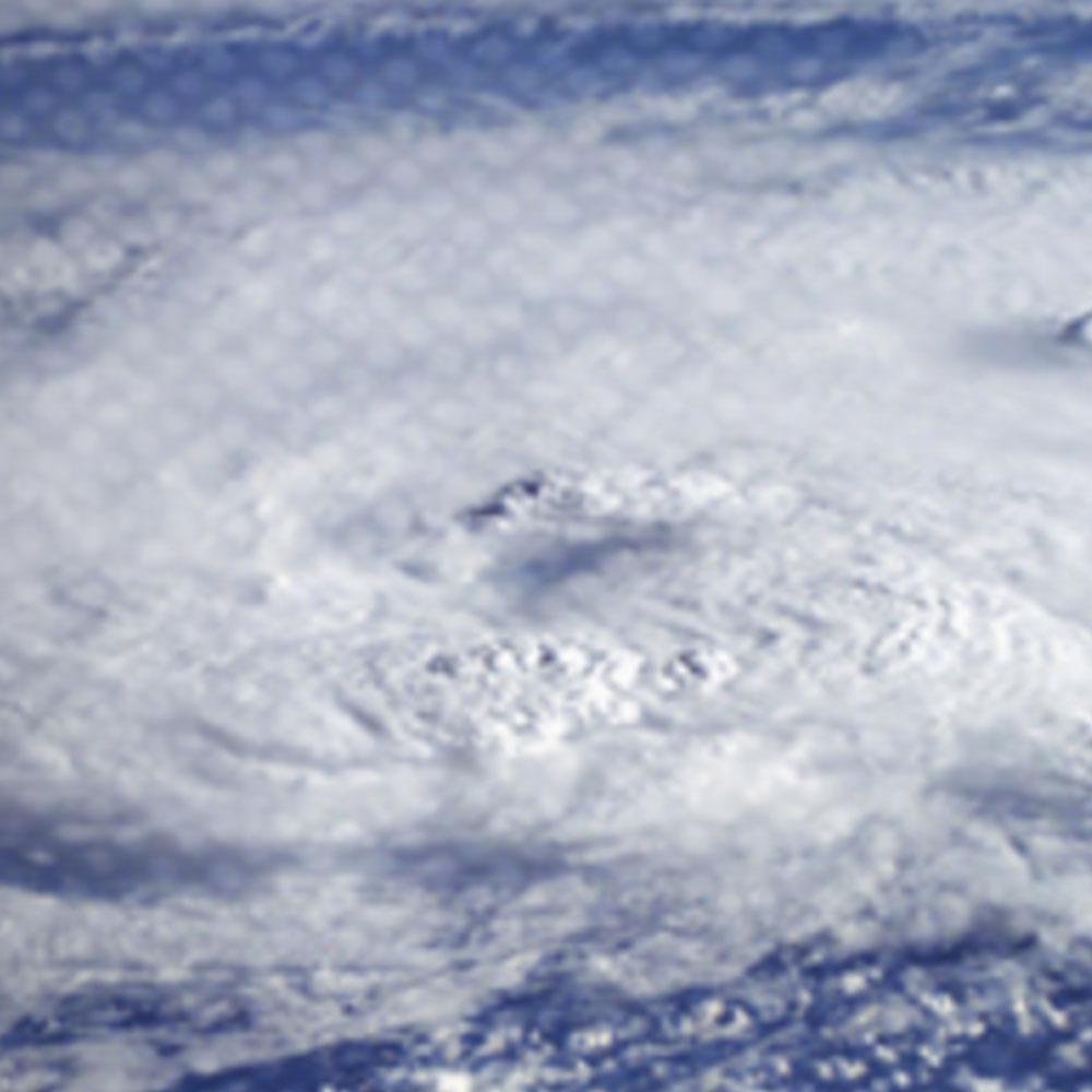 Stock photo of hurricane