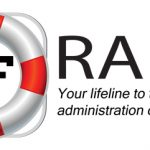 raft logo with red and white lifesaver image
