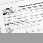 1095-C tax form