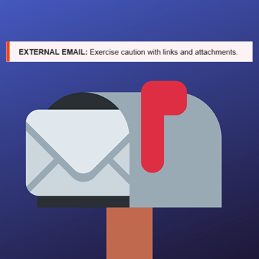 graphic of open mailbox