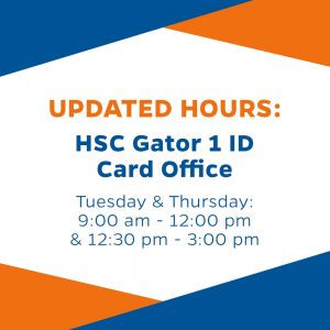 Updated Gator1 HSC Hours