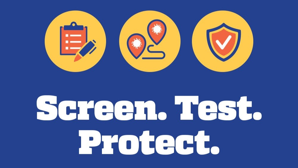 Screen. Test. Protect.