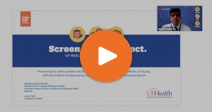 UF Health Town Hall Video