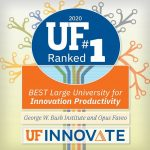UF Ranked #1 in innovation impact