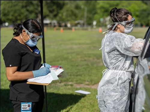 UF Health Student Service Corps
