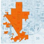 Renter's Rights Town Hall map