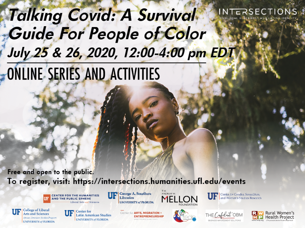 Talking COVID: A survival guide for people of color
