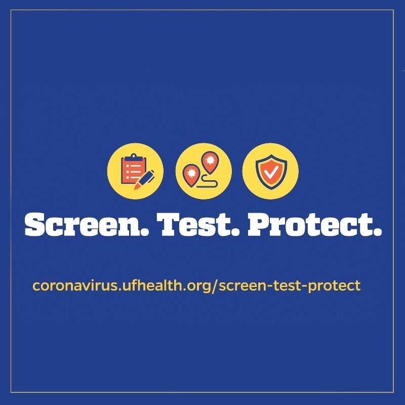 Screen, Test, Protect