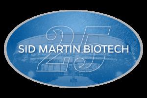 Sid Martin Biotech 25 years