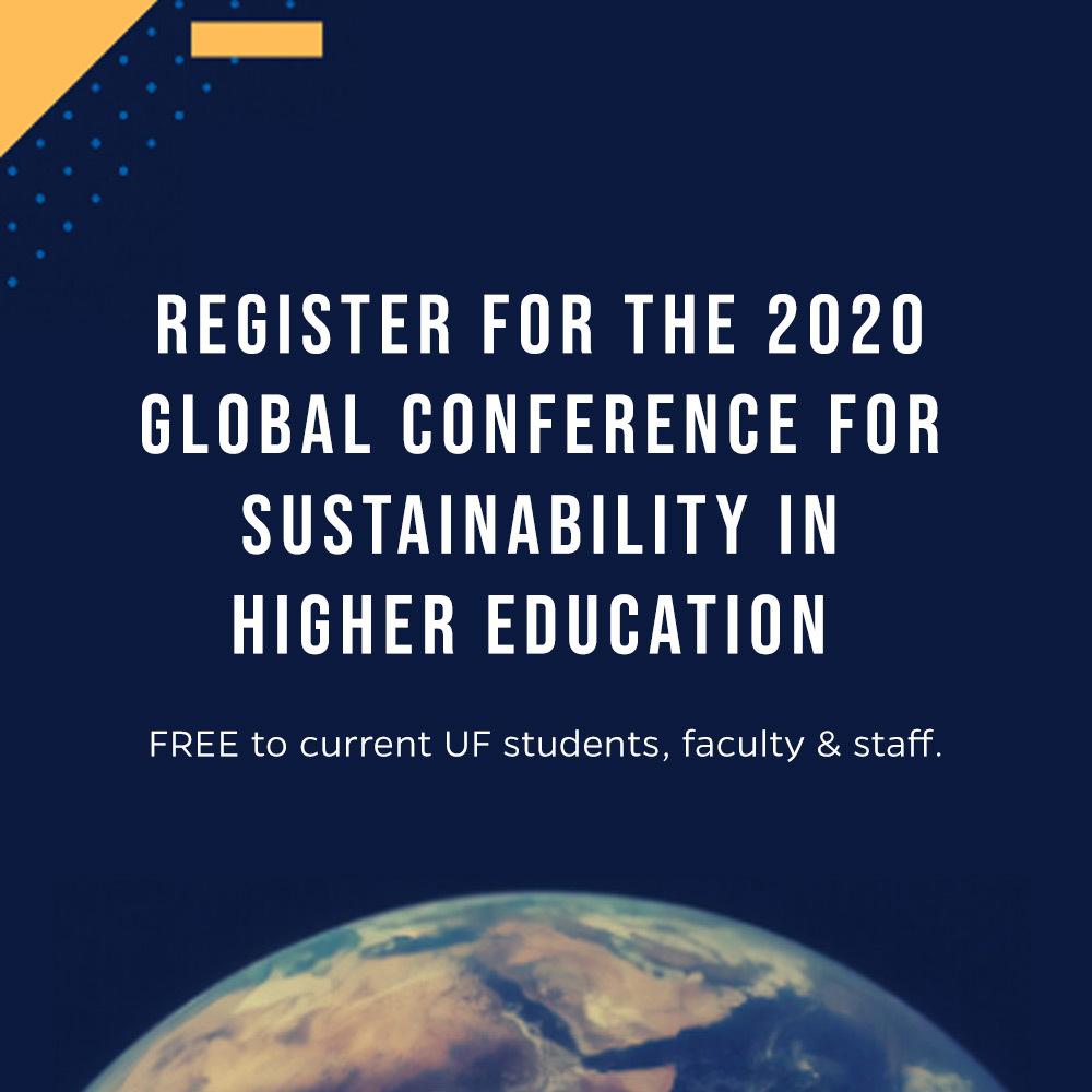 Global Conference for Sustainability in Higher Education