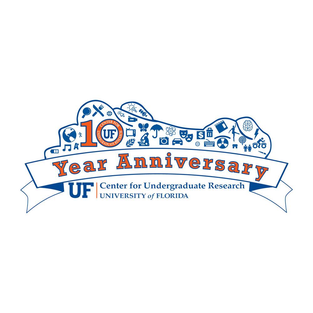 CUR 10th Anniversary logo
