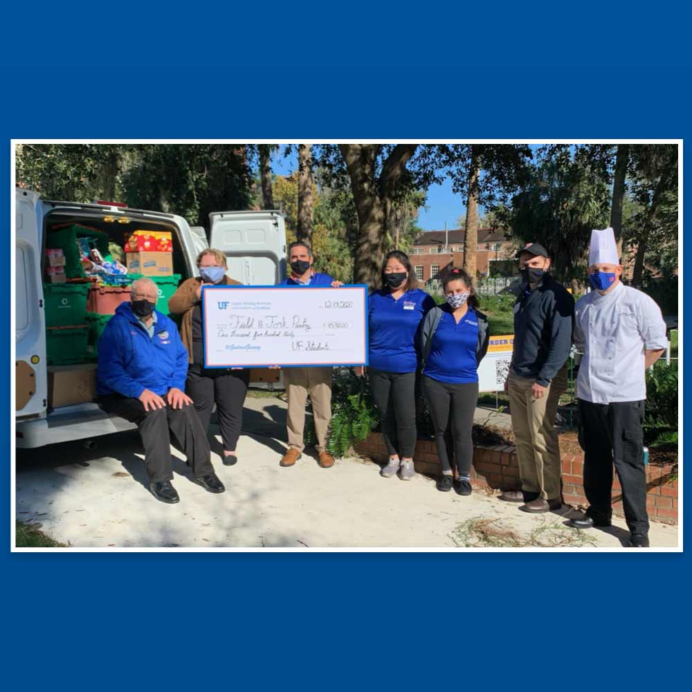 Field and Fork Pantry Donation