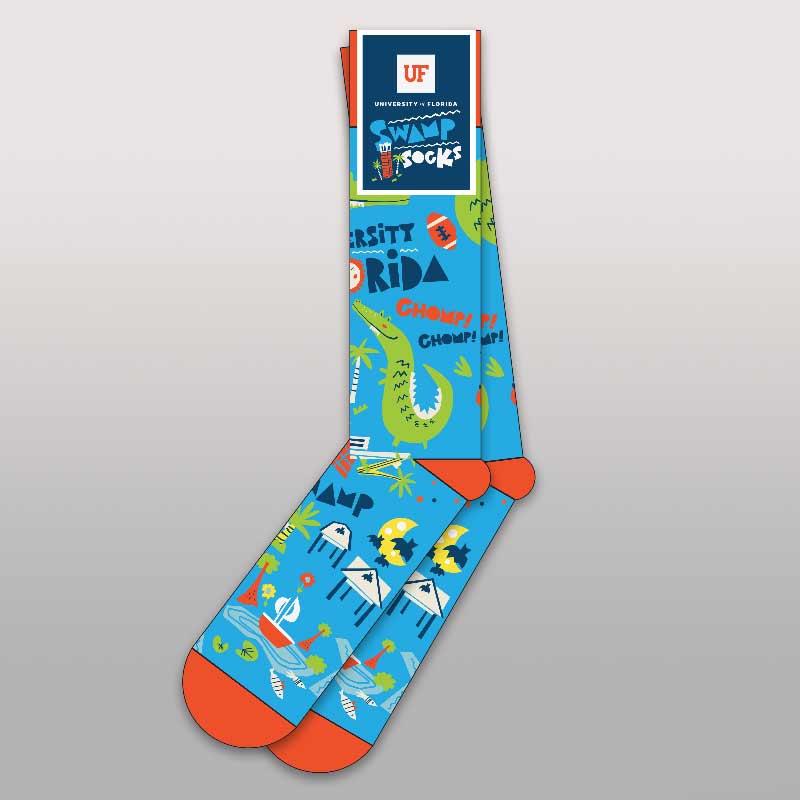 Gator Socks