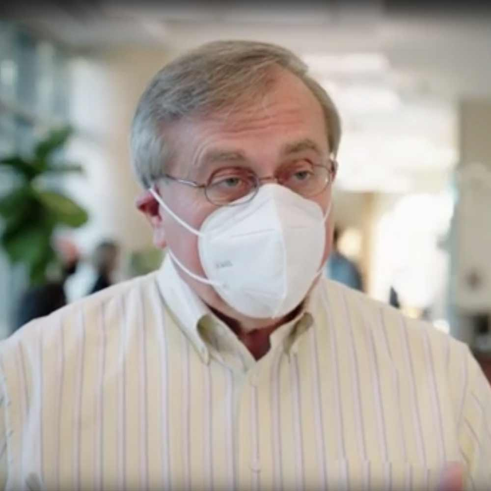 Kent Fuchs vaccine