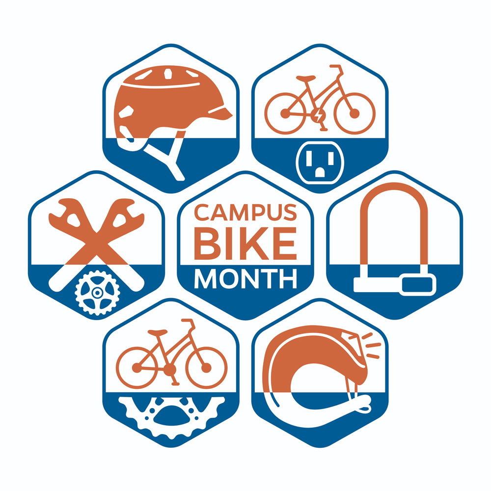 campus bike month